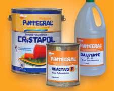 Pintura Poliuretánica 2k para Tractores Todos los Colores 7l