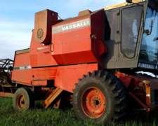 Cosechadora Vassalli 1200 Motor 0km a Acentar