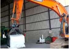 Clamp Para Excavadoras Y Palas Cargadoras