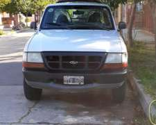 Ford Ranger 4x4. Cabina Simple