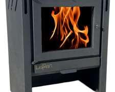 Calefactor Lepen Salamandra A Leña 20000 Kcal