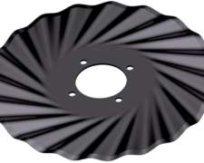 Cuchillas Turbo 20 Ondas 5161 FF6 Ingersoll