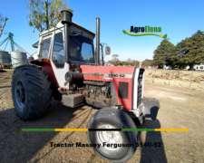 Tractor Massey Ferguson 5140. Excelente Estado