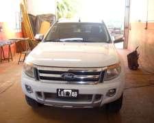 Ford Ranger Limited 4X4 Full