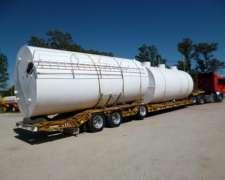 Cisternas Desde 3.000 Lts. Hasta 50.000 Lts. P.r.f.v.