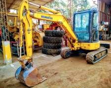 Excavadora Komatsu PC35 MR