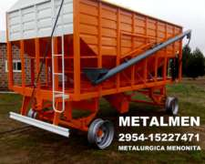 Tolva Metalmen Metalurgica Menonita