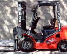 Autoelevador Heli Nuevo, Serie New H 2.5 TN