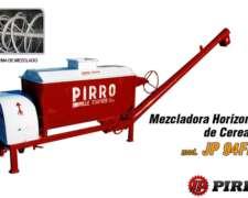 Mezcladora De Cereales Horizontal Marca Pirro Jp 94 Fijo