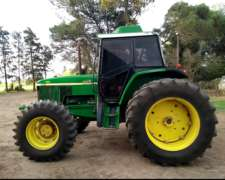 John Deere 7505 Impecable Única Mano