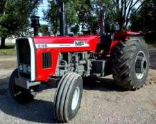 Tractor Massey Ferguson 296, año 1984, con Garantía