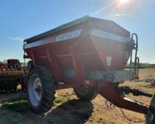 Fertilizadora Fertec 6000, Tres Arroyos