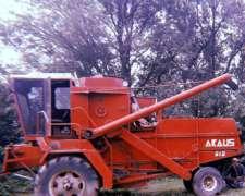 Vendo o Permuto Araus 510 sin Motor, con Plataforma Sojera/t