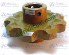 Engranaje de Noria Z9XS55 Eje 30 NH TC57 ENNHTC5746