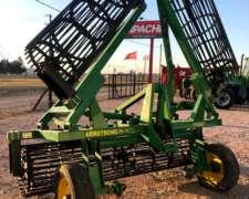 Rolo Transportable Hidraulico con Alas Rebatibles - RTH 2018