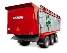 Caja Compactadora de Forrajes Akron