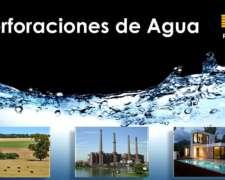 Perforación de Pozos de Agua