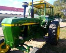 Tractor John Deere 3530 - AÑO:1976 - Reparado