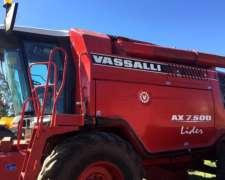 Vassalli AX 7500 Lider 2012