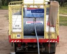 Tanque Bolsa Transportable - Rompeolas