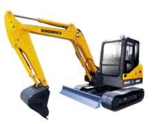 Excavadora Sinomach Ge65h - Eisenmanner