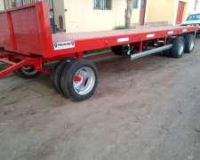 Acoplado P 2.0 Full para USO Agricola y Vial