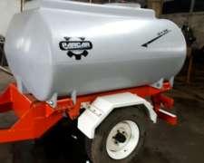 Tanque para Agua MOVIL.1800 Lts.