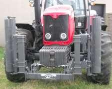 Rolos Pisa Rastrojos para Tractores y Cosechadores