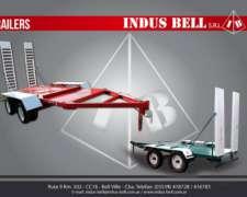 Trailer Metálico Indus Bell