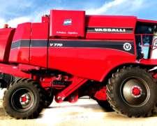 Vassalli V770 2wd / 4 WD - 2020 / 35-40 Pies Flexifull-drap