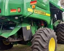 Jhon Deere 9650 con 1300 Hs