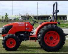Tractor Kubota MX-5100 Potencia 51hp