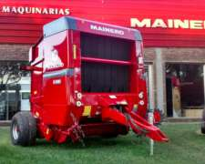 5881- B Mainero - Sin Monitor, Atador De 4 Hilos, Con Rampa