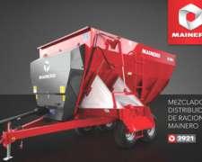 Mixer Mainero - Modelo 2921