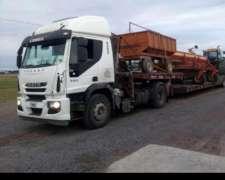 Vendo, Camion Iveco Cursor 330
