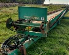 Carro Transportador de Rollos Agromec 6 Rollos