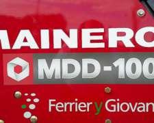 M D D - 100 y 200 (concesionario Oficial M a I N e R o )