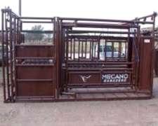 Brete Mecano Pincen Con Cabina De Palpación 4021a
