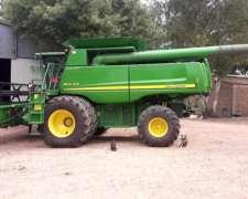 John Deere 9870 año 2011