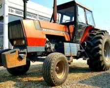 Tractor Deutz AX 4.120l Doble Embrague