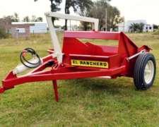 Pala Hidráulica R 220 el Ranchero Descarga Trasera