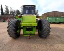 Tractor Zanello 500c Articulado