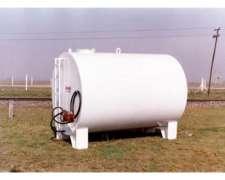 Depósitos de Combustible con Patas.