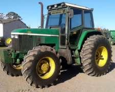 Tractor John Deere 6605 - 2008