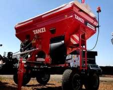 Tanzi Superflow 4000 con Dosificacion Proporcional al Avance