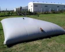 Tanque Bolsa de PVC de 30.000 Lts.