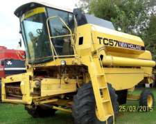New Holland TC 57 - 1996 - 23 Pies - Reparada