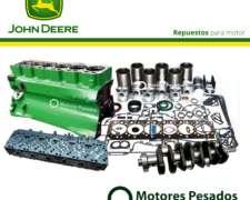 Repuestos John Deere - Todo para TU Motor