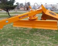 Niveladoras Hidráulicas (2 y 4 Ruedas) - Modelo: NAM 3000 -