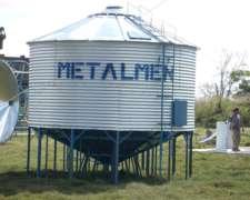 Silos Metalmen (col. Menonita)